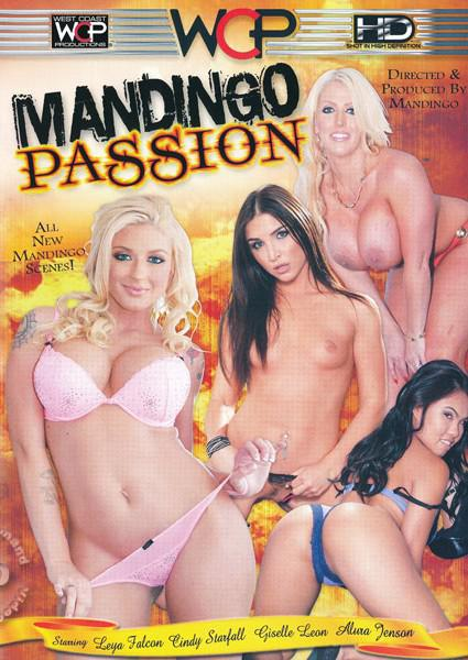 Mandingo Passion Box Cover