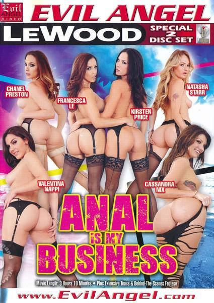 Anal Is My Business (Disc 2)