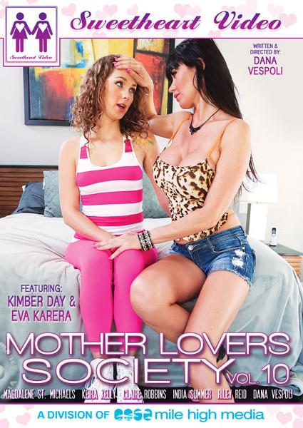 Mother Lovers Society Vol.10 Box Cover