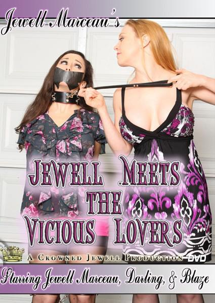 Jewell Meets The Vicious Lovers Box Cover