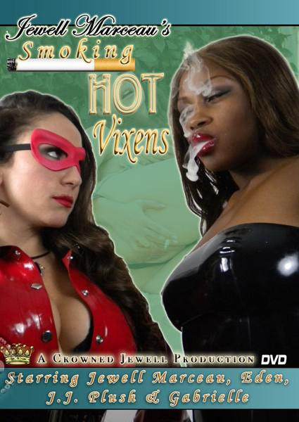 Smoking Hot Vixens Box Cover