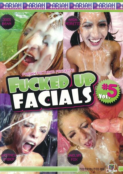 Fucked Up Facials 5 Box Cover