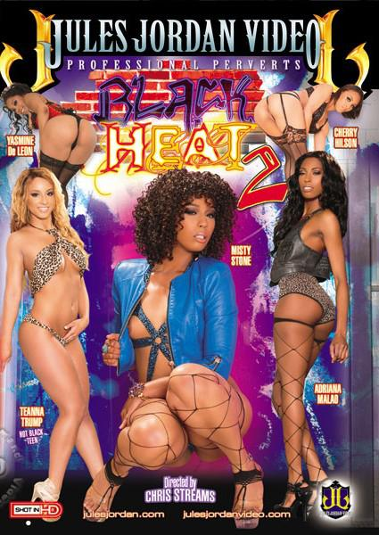 Black Heat 2 Box Cover