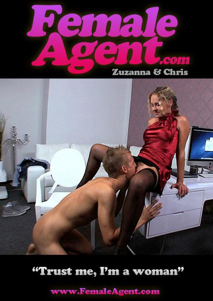 Female Agent Presents - Chris Box Cover