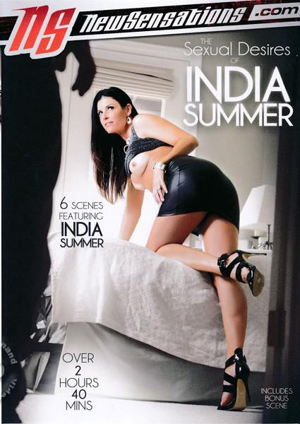 The Sexual Desires Of India Summer Box Cover