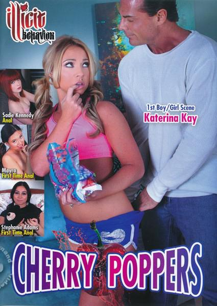Cherry Poppers Box Cover
