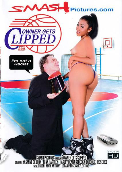 Owner Gets Clipped - XXX Parody Box Cover