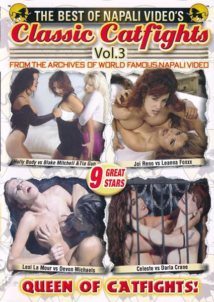 The Best Of Napali Video's Classic Catfights Vol. 3 - Queen Of Catfights Box Cover