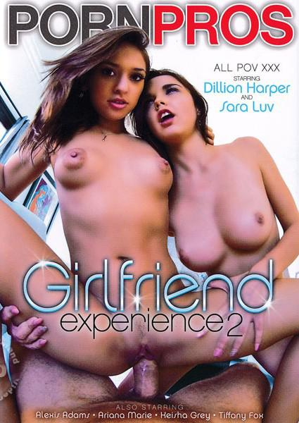 Girlfriend Experience 2 Box Cover
