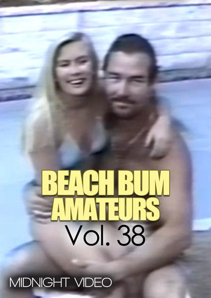 Beach Bum Amateurs Vol. 38 Box Cover