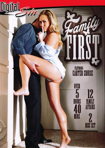 Family First (Disc 1) Box Cover