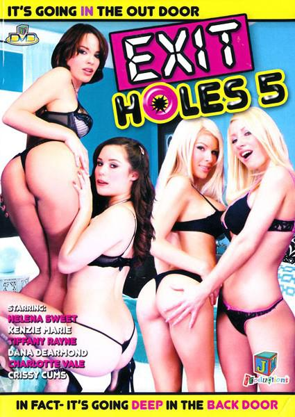 Exit Holes 5 Box Cover