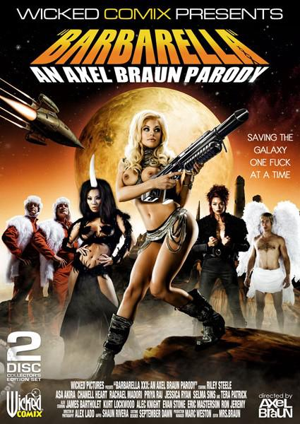 Barbarella - An Axel Braun Parody Box Cover