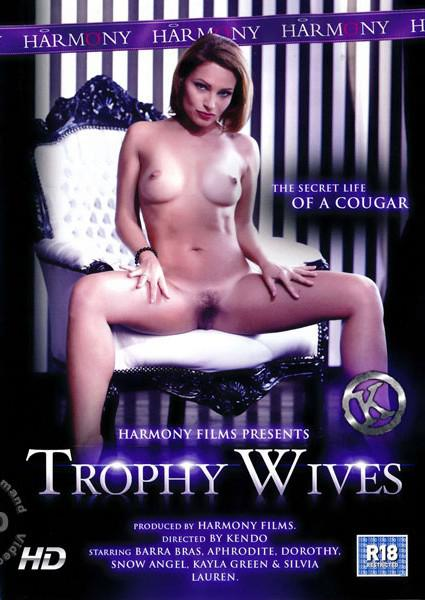 Trophy Wives Box Cover
