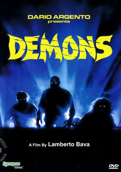 Demons Box Cover