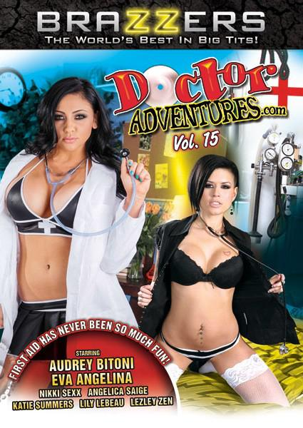 Doctor Adventures 15 Box Cover
