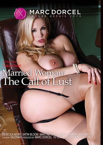 Married Woman: The Call Of Lust Box Cover
