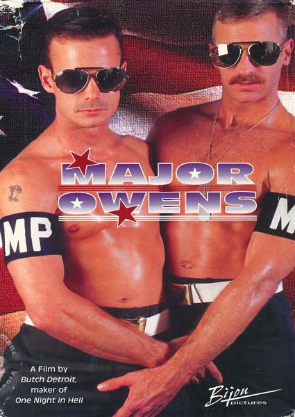 Major Owens Box Cover