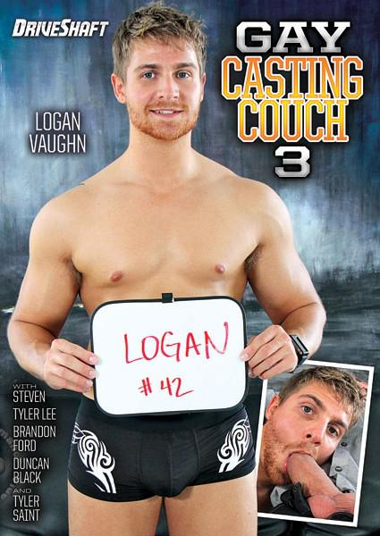 Gay Casting Couch 3 Box Cover