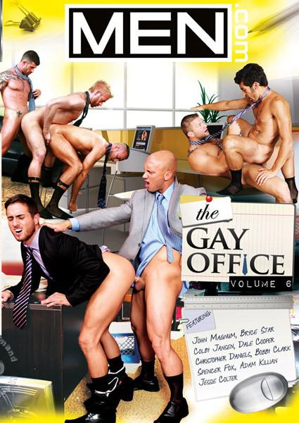 The Gay Office 6 Box Cover