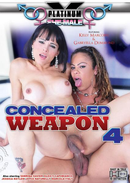 Concealed Weapon 4 Box Cover