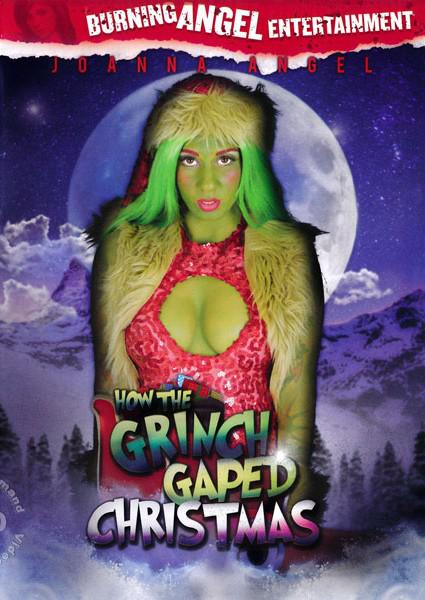 How The Grinch Gaped Christmas Box Cover