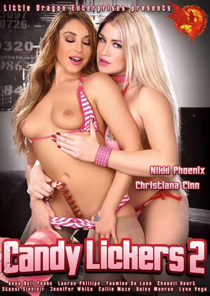 Candy Lickers 2 Box Cover