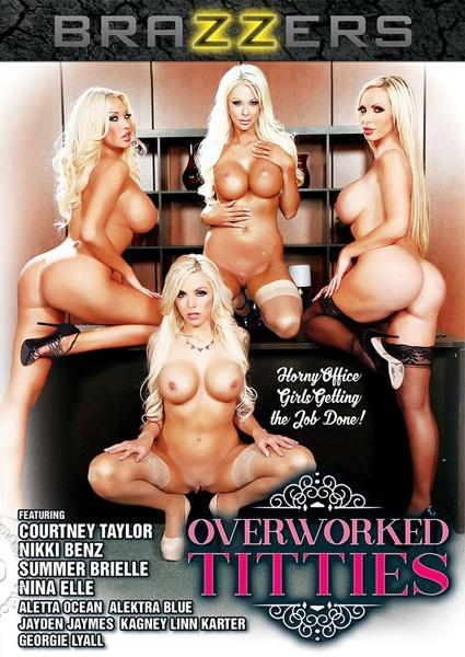 Overworked Titties Box Cover