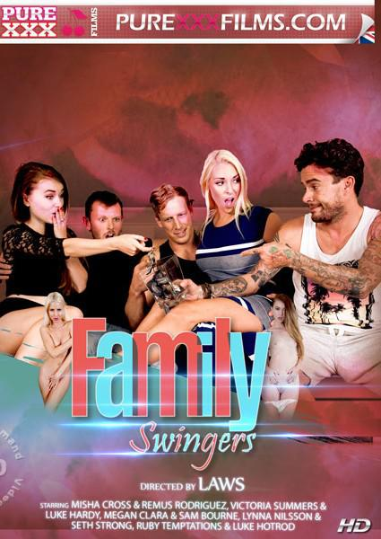 Family Swingers Box Cover