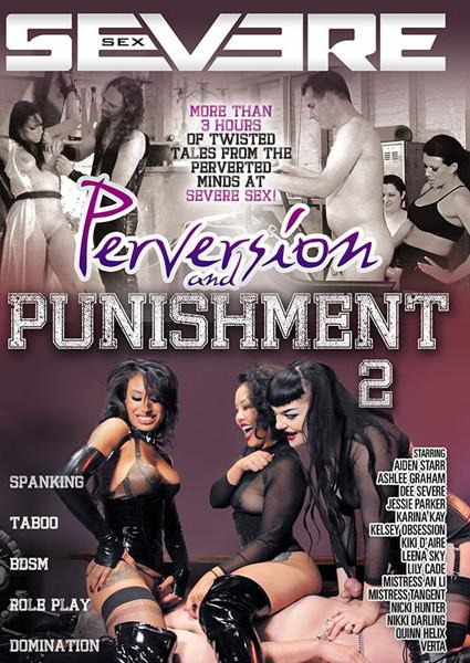 Perversion And Punishment 2 Box Cover