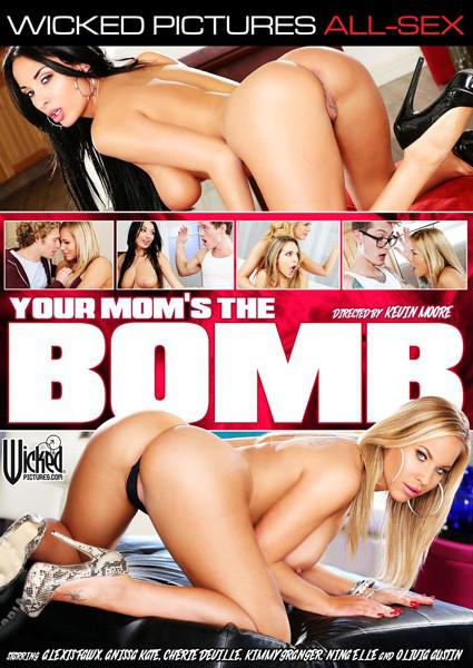 Your Mom's The Bomb Box Cover