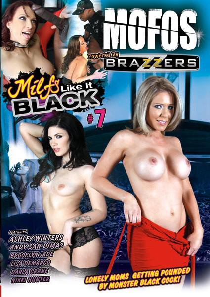 MILFs Like It Black #7 Box Cover