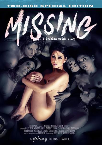 Missing - A Lesbian Crime Story Box Cover
