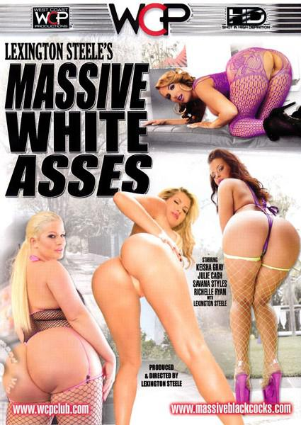 Massive White Asses Box Cover
