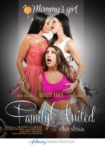 Family United Box Cover