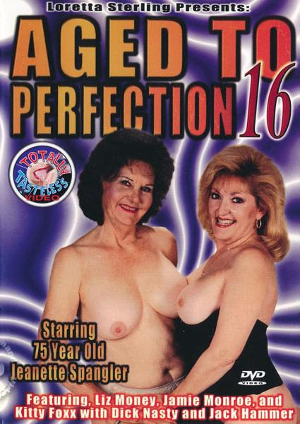Aged to Perfection 16 Box Cover