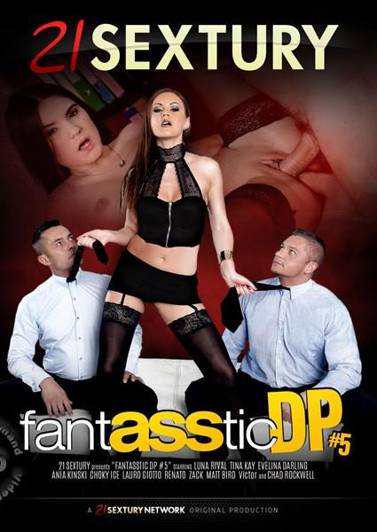 FantASStick DP #5 Box Cover