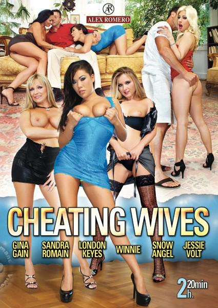 Cheating Wives Box Cover