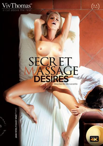Secret Massage Desires Box Cover - Login to see Back