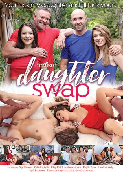Daughter Swap Box Cover