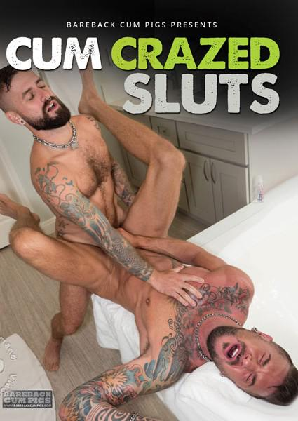 Cum Crazed Sluts Box Cover
