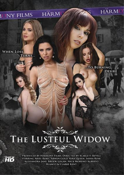 The Lustful Widow Box Cover