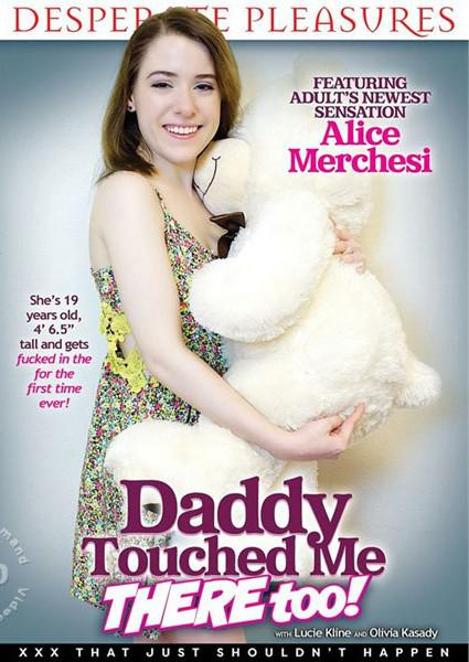 Daddy Touched Me There Too! Box Cover