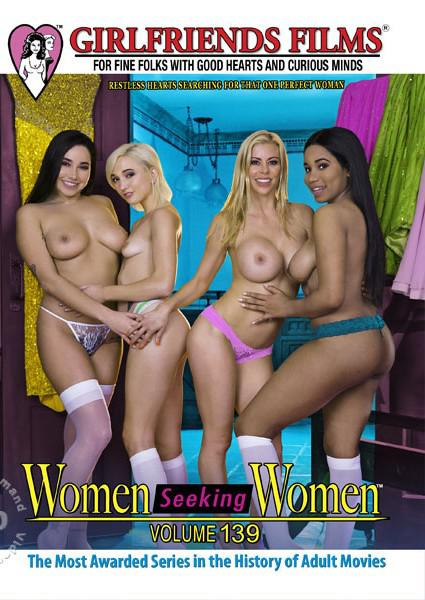 Women Seeking Women Volume 139 Box Cover - Login to see Back