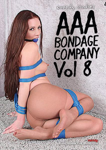 AAA Bondage Co Volume 8 Box Cover