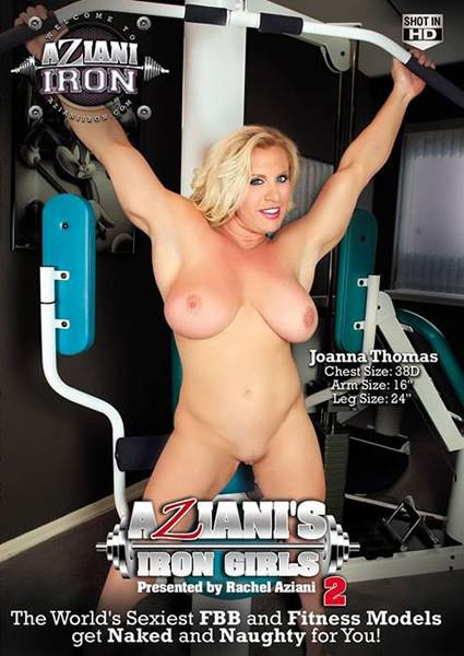 Aziani's Iron Girls 2 Box Cover