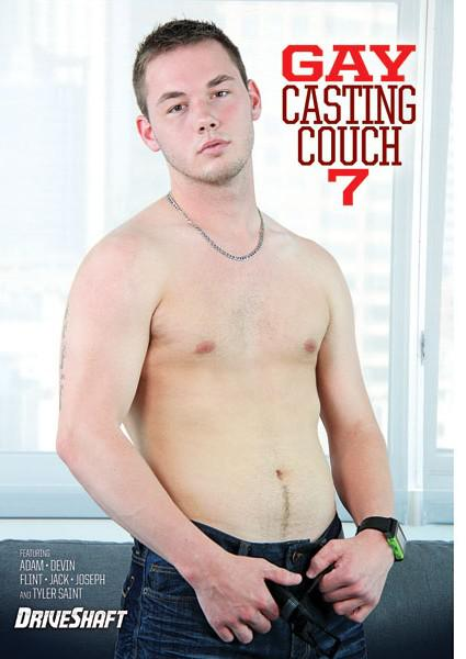 Gay Casting Couch 7 Box Cover