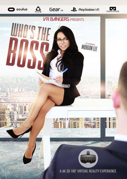 Who's The Boss Box Cover
