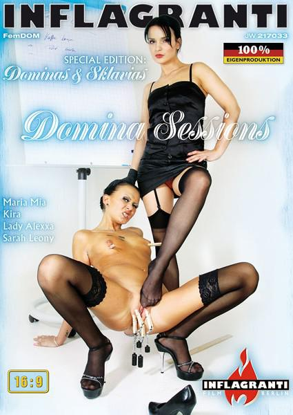 Domina Sessions - Dominas & Sklavias Box Cover