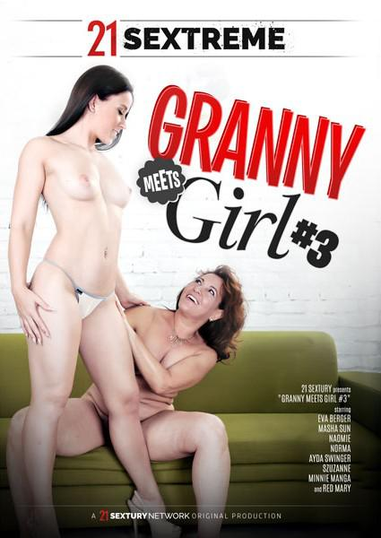 Granny Meets Girl #3 Box Cover
